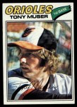 1977 Topps #251  Tony Muser  Front Thumbnail