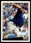 2009 Topps Update #307  Heath Bell  Front Thumbnail