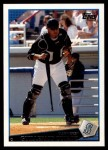 2009 Topps Update #183  Guillermo Quiroz  Front Thumbnail