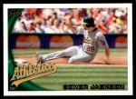 2010 Topps Update #42  Conor Jackson  Front Thumbnail