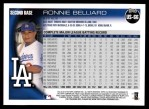 2010 Topps Update #66  Ronnie Belliard  Back Thumbnail