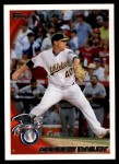 2010 Topps Update #25  Andrew Bailey  Front Thumbnail