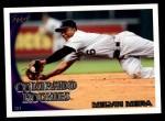 2010 Topps Update #84  Melvin Mora  Front Thumbnail