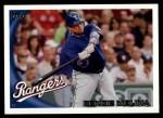 2010 Topps Update #209  Bengie Molina  Front Thumbnail