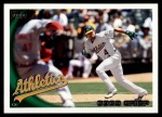 2010 Topps Update #312  Coco Crisp  Front Thumbnail