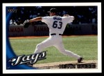 2010 Topps Update #218  Kevin Gregg  Front Thumbnail
