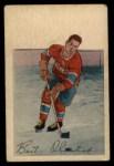 1952 Parkhurst #93  Bert Olmstead  Front Thumbnail