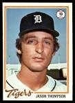 1978 Topps #660  Jason Thompson  Front Thumbnail