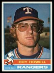 1976 Topps #279  Roy Howell  Front Thumbnail