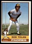 1976 Topps #56  Bobby Tolan  Front Thumbnail