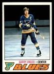 1977 Topps #35  Garry Unger  Front Thumbnail
