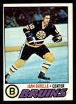 1977 Topps #40  Jean Ratelle  Front Thumbnail