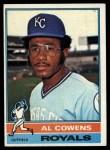 1976 Topps #648  Al Cowens  Front Thumbnail