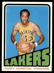 1972 Topps #121  Happy Hairston   Front Thumbnail