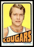 1972 Topps #234  Mike Lewis   Front Thumbnail