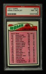 1977 Topps #213   Rams Team Checklist Front Thumbnail