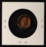 1910 Sweet Caporal Pins  Bill Bergen  Back Thumbnail