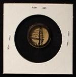 1910 Sweet Caporal Pins SM Mordecai Brown  Back Thumbnail
