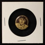1910 Sweet Caporal Pins SM George Bell  Front Thumbnail