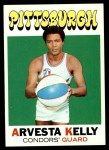 1971 Topps #228  Arvesta Kelly  Front Thumbnail