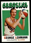 1971 Topps #192  George Lehmann  Front Thumbnail