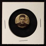 1910 Sweet Caporal Pins SM Tom Downey  Front Thumbnail