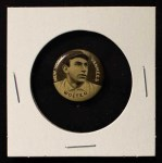 1910 Sweet Caporal Pins  Harry Wolter  Front Thumbnail