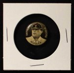 1910 Sweet Caporal Pins SM George Mullin  Front Thumbnail