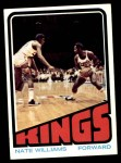 1972 Topps #151  Nate Williams   Front Thumbnail