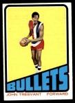 1972 Topps #87  John Tresvant   Front Thumbnail