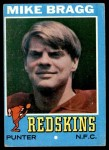 1971 Topps #143  Mike Bragg  Front Thumbnail