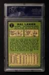 1967 O-Pee-Chee #4  Hal Lanier  Back Thumbnail