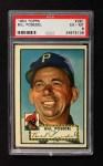 1952 Topps #361  Bill Posedel  Front Thumbnail