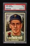 1952 Topps #375  Jack Merson  Front Thumbnail
