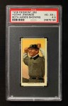 1909 T206 BOTH Hughie Jennings  Front Thumbnail