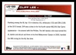 2013 Topps Update #188   -  Cliff Lee All-Star Back Thumbnail