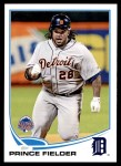 2013 Topps Update #205   -  Prince Fielder All-Star Front Thumbnail