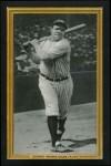 1934 Goudey Premium #4  Babe Ruth  Front Thumbnail