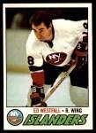 1977 Topps #153  Ed Westfall  Front Thumbnail