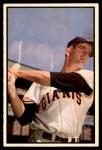 1953 Bowman #74  Don Mueller  Front Thumbnail