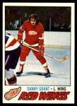 1977 Topps #147  Danny Grant  Front Thumbnail