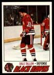 1977 Topps #124  Dale Tallon  Front Thumbnail