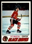 1977 Topps #135  Pit Martin  Front Thumbnail