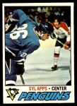 1977 Topps #248  Syl Apps  Front Thumbnail