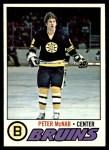 1977 Topps #18  Peter McNab  Front Thumbnail