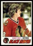1977 Topps #34  Randy Holt  Front Thumbnail