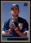 2000 Topps Traded #38 T Francisco Rodriguez  Front Thumbnail