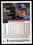 2000 Topps Traded #119 T Joe Girardi  Back Thumbnail