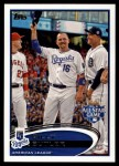 2012 Topps Update #37  Billy Butler  Front Thumbnail
