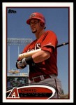 2012 Topps Update #99  Chris Johnson  Front Thumbnail
